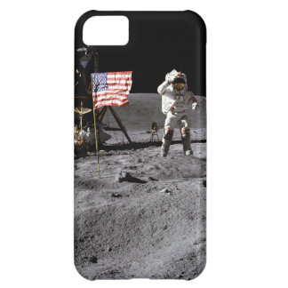 Apollo 16 Salute iPhone 5C Cases