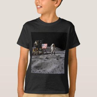 Apollo 16 Salute T-Shirt