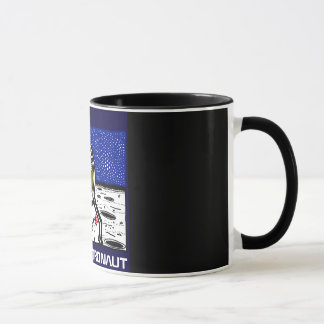 Apollo Astronaut mug by ScienceFrontiers