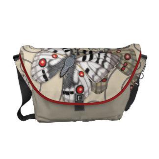 Apollo Butterfly Light Messenger Bag