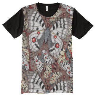 Apollo Butterfly Madness All-Over-Print T-Shirt