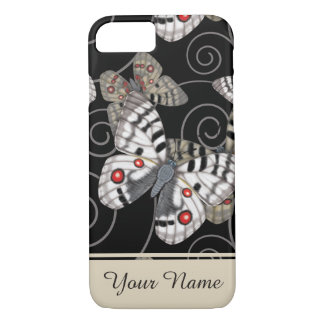 Apollo Butterfly Personalized iPhone 8/7 Case