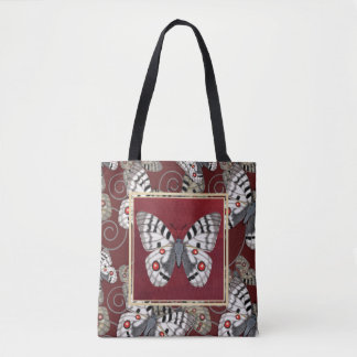 Apollo Butterfly Tote Bag