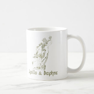 Apollo & Daphne Coffee Mug