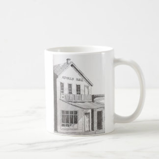 Apollo Hall mug