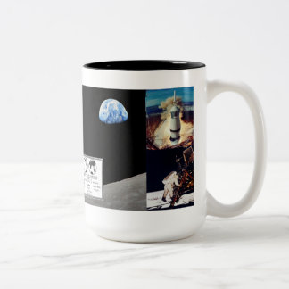 Apollo moon missions mug