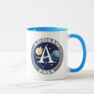 Apollo Program Logo Mug