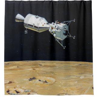 Apollo Program - Moon Mission Artist Concept