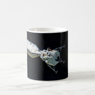 Apollo Program - Moon Mission Artist Concept Coffee Mug