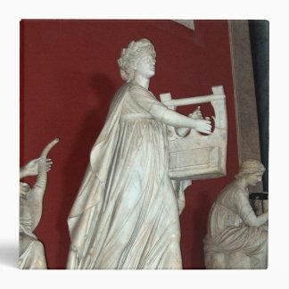 Apollo Statue Binder