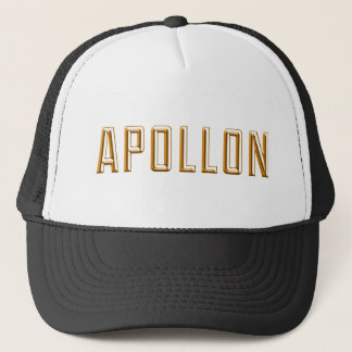Apollo Trucker Hat
