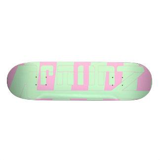 Apolloz Candi Graphic Skateboard Decks
