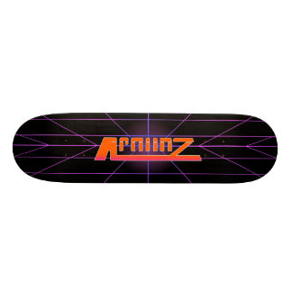 APOLLOZ RETRO GRAPHIC SKATEBOARDS