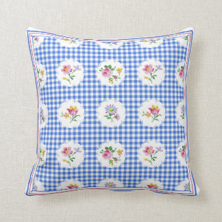 Apolonia delft cotton square pillow