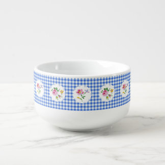 Apolonia delft soup bowl