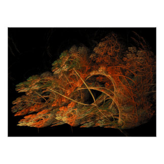 Apophysis-100703-2  ForestFire Poster