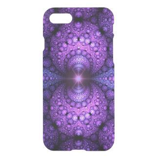 Apophysis Fractal - Atoms Fusion + your ideas iPhone 7 Case