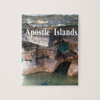 Apostle Islands Jigsaw Puzzle