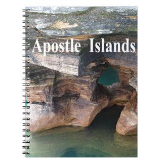 Apostle Islands Notebook