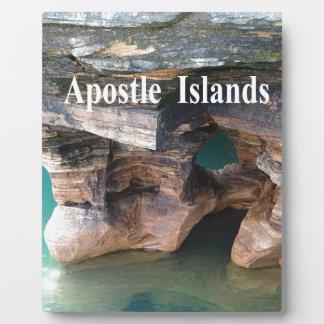 Apostle Islands Plaque