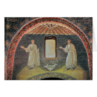 Apostles, 5th century (mosaic) card