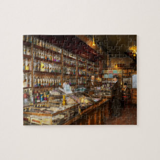 Apothecary - A vist to the chemist 1913 Puzzle