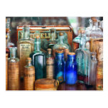 Apothecary - Remedies for the Fits Postcard