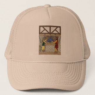 Apothecary Shop Trucker Hat