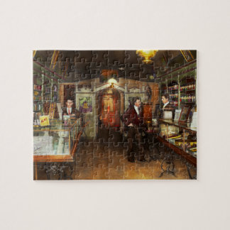 Apothecary - Spell books and Potions 1913 Jigsaw Puzzle
