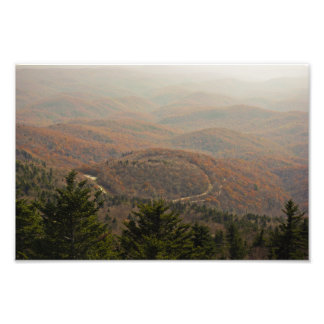 Appalachian Fall Colors Photo Print