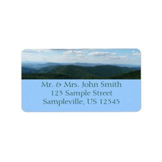 Appalachian Mountains I Shenandoah