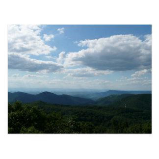 Appalachian Mountains II Postcard