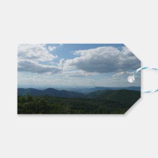 Appalachian Mountains II Shenandoah Pack Of Gift Tags
