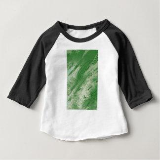 Appalachian Mountains in Alabama- Caribbean Style Baby T-Shirt