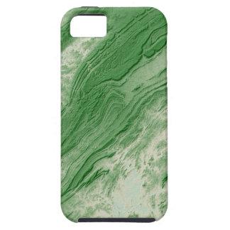 Appalachian Mountains in Alabama- Caribbean Style iPhone 5 Case