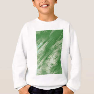 Appalachian Mountains in Alabama- Caribbean Style Sweatshirt