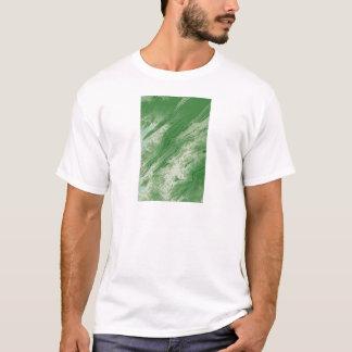Appalachian Mountains in Alabama- Caribbean Style T-Shirt