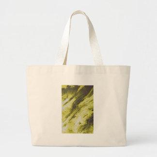 Appalachian Mountains in Alabama- Lightning Style Large Tote Bag