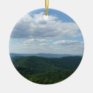 Appalachian Mountains Ornament