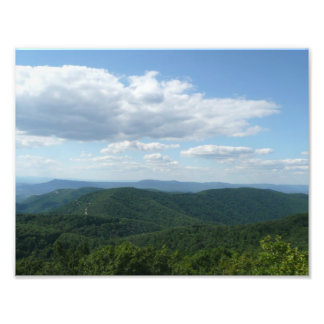 Appalachian Mountains Photo Print