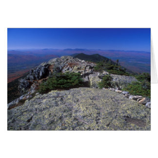 Appalachian Trail Bigelow Mountain Ridge Maine Card