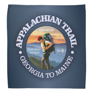 Appalachian Trail (Hiker C) Bandana