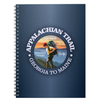 Appalachian Trail (Hiker C) Notebook