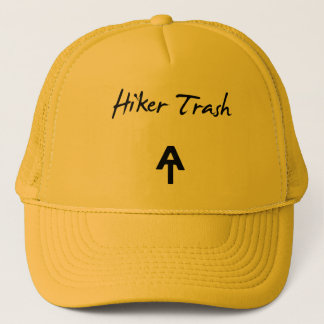 Appalachian Trail Hiker Trash Trucker Hat