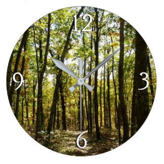 Appalachian Trail in October at Shenandoah Wall Clock