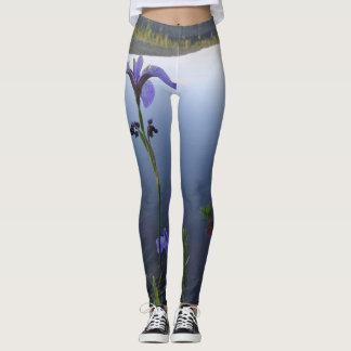 appalachian trail lilly yoga leggings