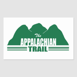 Appalachian Trail Mountain Sticker