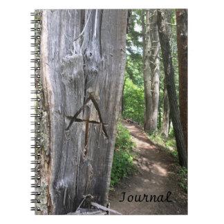 Appalachian Trail Notebook
