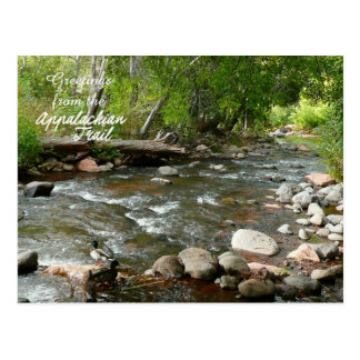 Appalachian Trail photos Postcard