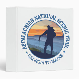 Appalachian Trail (rd)3 3 Ring Binder